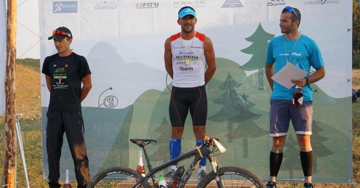 Ciprian Bălănescu a câștigat triatlonul Fără Asfalt la munte