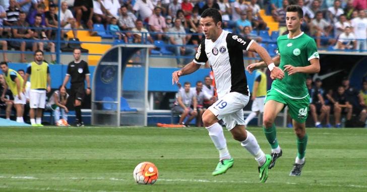 Liga 1: FC Viitorul - Concordia Chiajna 3-1