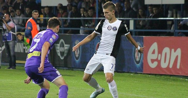 Liga 1: FC Viitorul Constanța - ACS Poli Timișoara 4-0