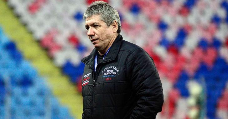 Cornel Țălnar, noul antrenor al Concordiei Chiajna