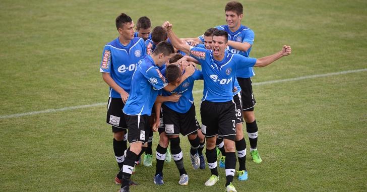 UEFA Youth League: În turul I, FC Viitorul se va duela cu Minsk