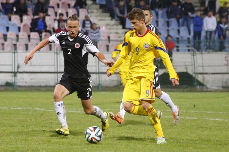 Preliminariile CE U21: România - Bulgaria 0-2