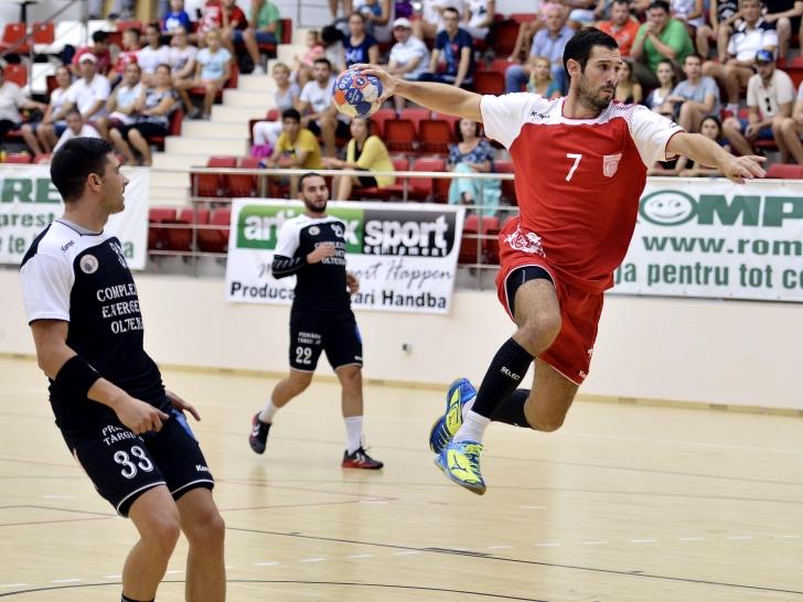 Cupa EHF: Dinamo - Energia Tg. Jiu 38-24