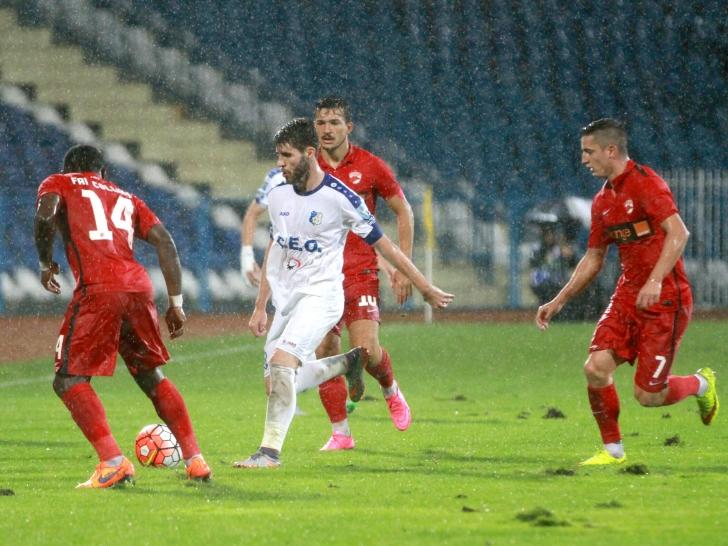 Cupa Ligii: Pandurii - Dinamo 0-2