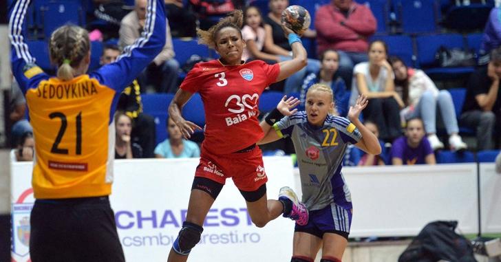 HCM Baia Mare s-a calificat în Liga Campionilor