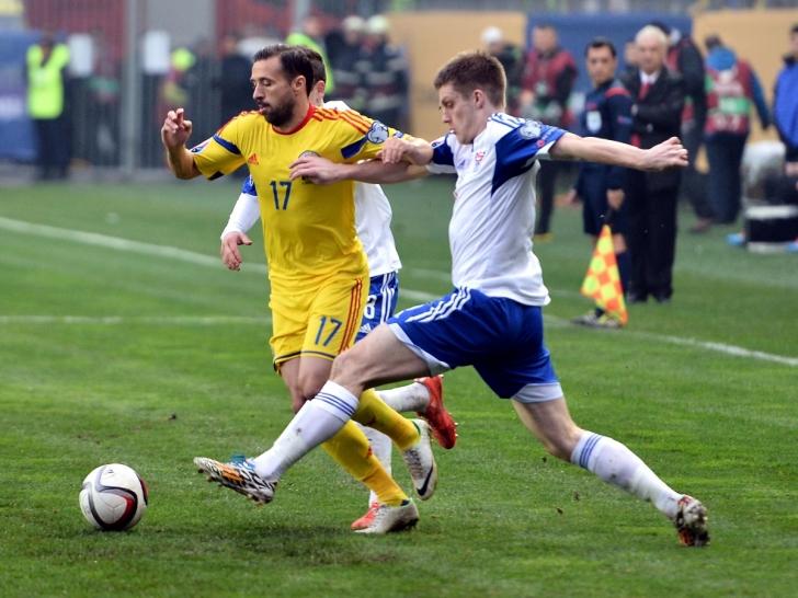 Preliminariile EURO 2016: România - Finlanda se dispută cu porțile închise