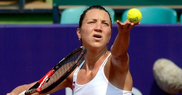 WTA: Debut pozitiv pentru Țig