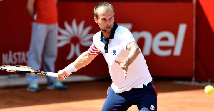 ATP Sibiu: Trei români în sferturi la simplu