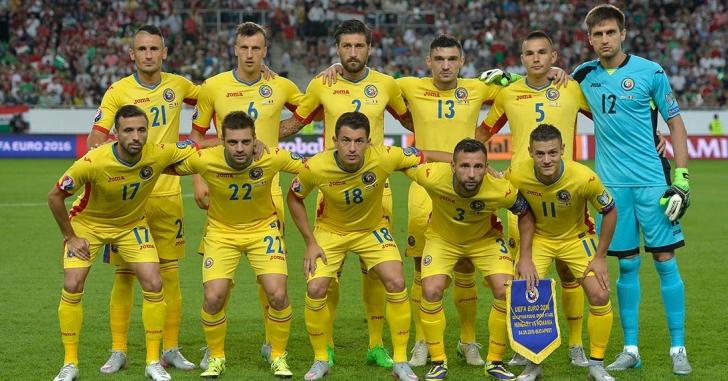 România a coborât pe locul 13 în clasamentul FIFA