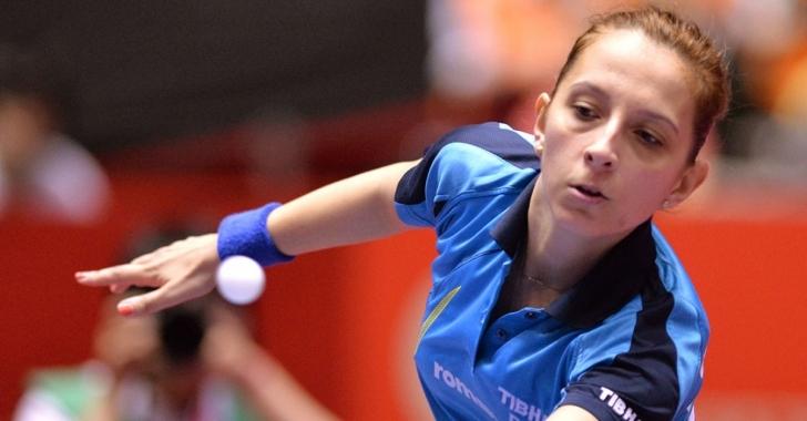 Eliza Samara, campioană europeană în proba de simplu!
