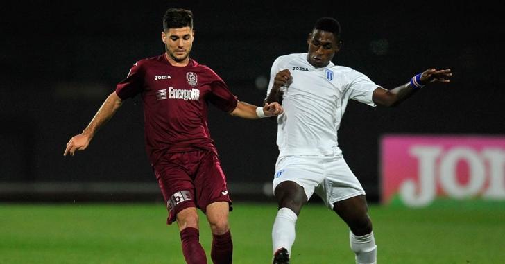 Liga 1: CFR Cluj - CS U Craiova 1-2