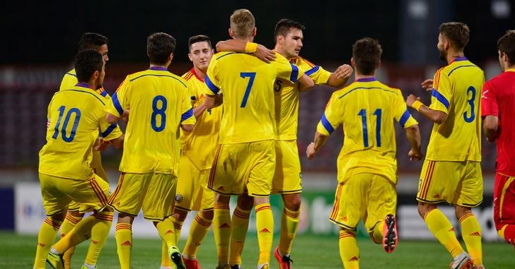 Preliminariile CE U21: Luxemburg - România 0-1