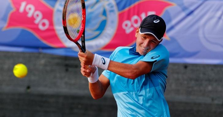 Filip Jianu a câștigat 2015 Tennis Europe Junior Masters