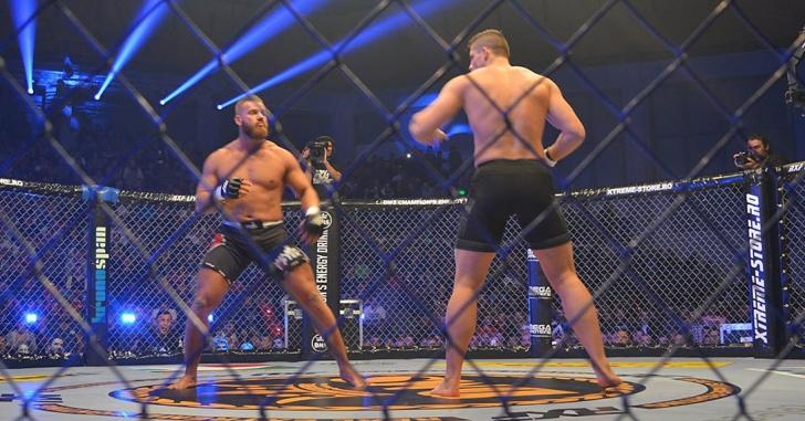 Rico Verhoeven a debutat cu dreptul în artele marțiale mixte