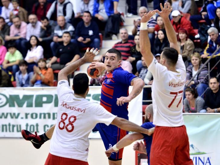 LNHM: Dinamo câștigă derbiul