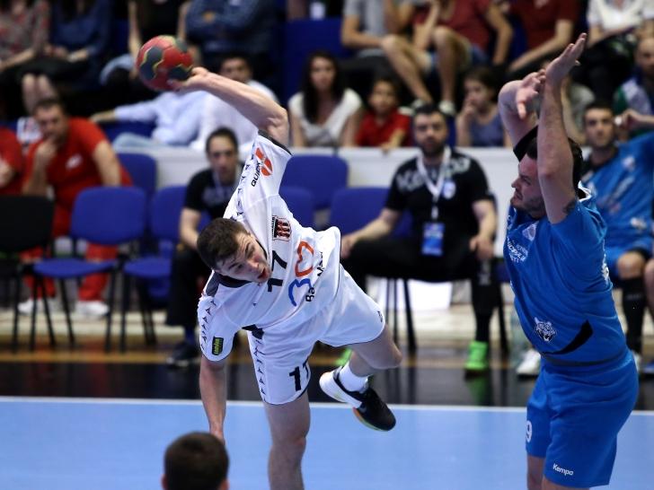 Liga Campionilor: HCM Minaur Baia Mare a câștigat la Skopje