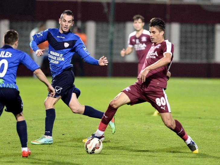 Liga 2: Meci cu de toate în Giulești