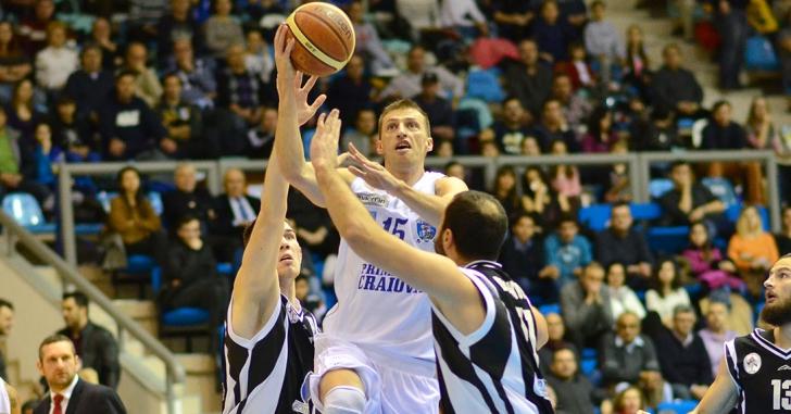 LNBM: Craiovenii înving și se distanțează