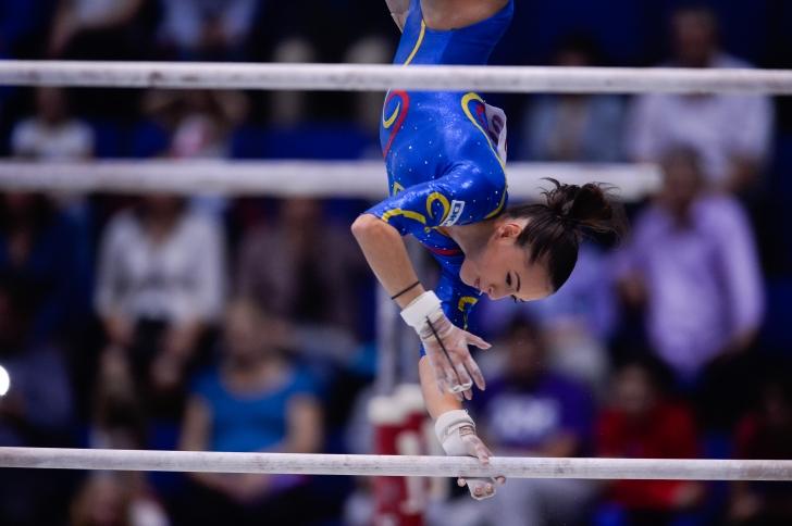 Campionatele Mondiale: Larisa Iordache, bronz la individual compus