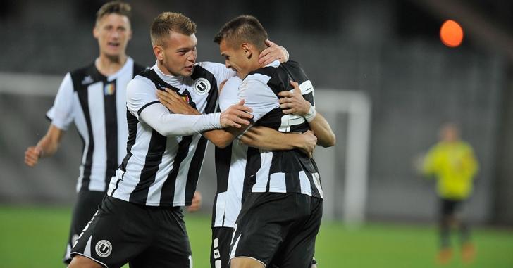 """Liga 2: """"U"""" Cluj continuă ascensiunea"""