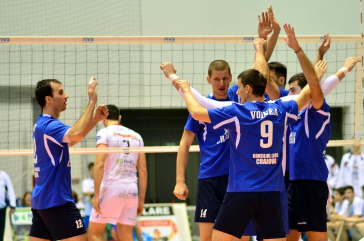 CEV Cup: Promisiuni după meciurile tur