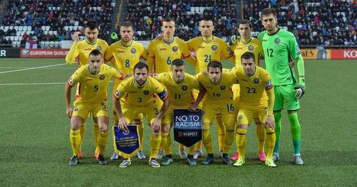 """25 de """"tricolori"""" convocați pentru amicalul cu Italia"""