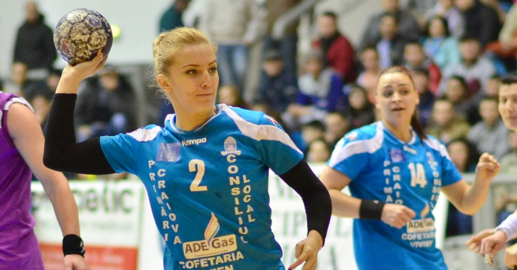 Cupa Cupelor: SCM Craiova - Radnicki Kragujevac 28-22