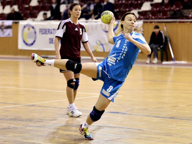 SCM Craiova s-a calificat în optimile Cupei Cupelor