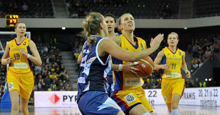 Preliminarii Eurobasket 2017: Israel - România 77-78