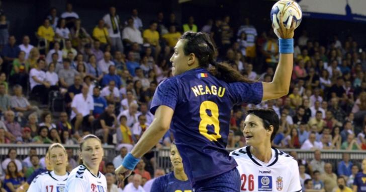 Campionatul Mondial: România - Spania 18-26