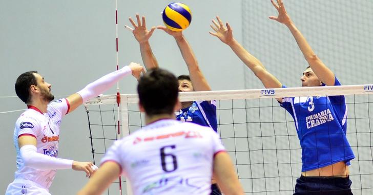 Craiova, eliminată din CEV Cup