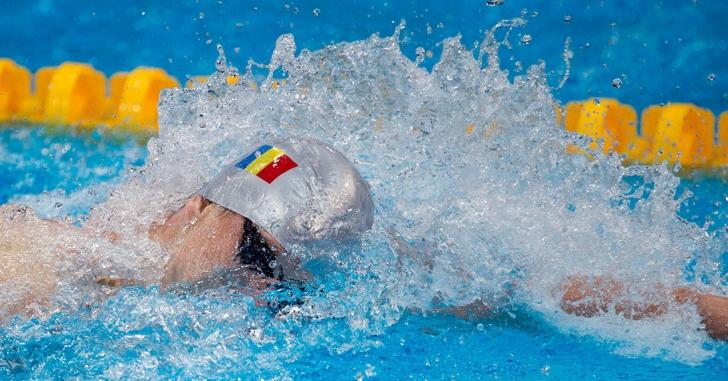 Medalie de bronz la Riccione pentru Norbert Trandafir