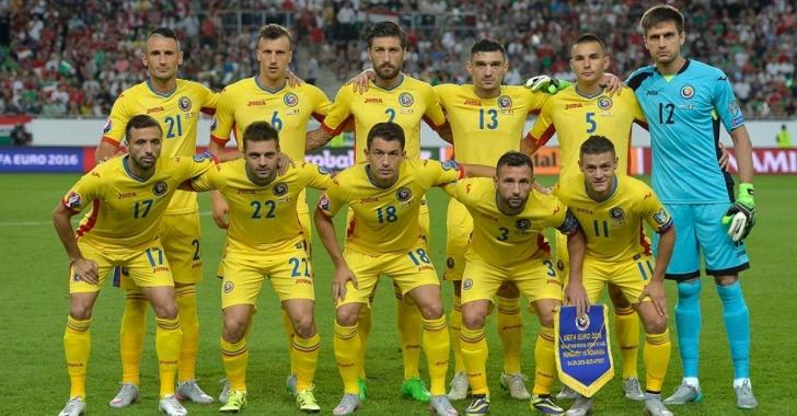 România începe anul pe locul 16 în clasamentul FIFA