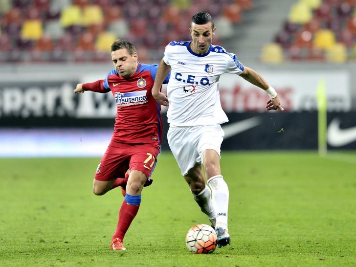Steaua l-a transferat pe Marko Momcilovic