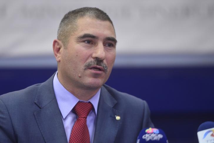 Vasile Cîtea, președinte al FR Box