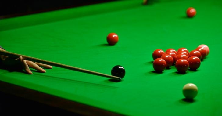 Finala primei etape la snooker amânată o săptămână