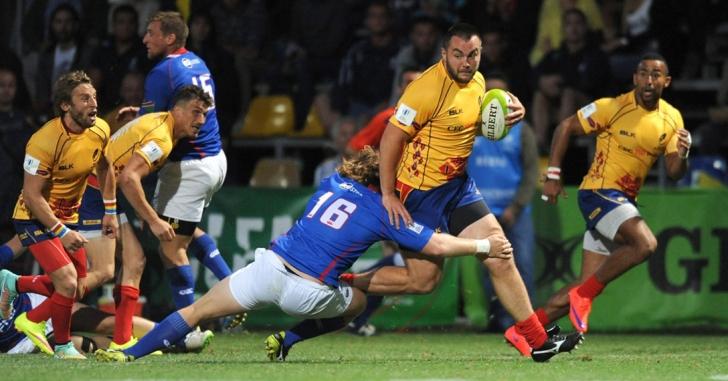 Regulament experimental la Rugby Nations
