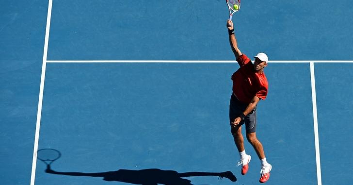 Australian Open: Semifinală la dublu mixt