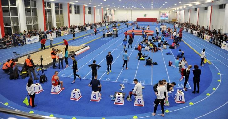 Etapă de campionate naționale la București