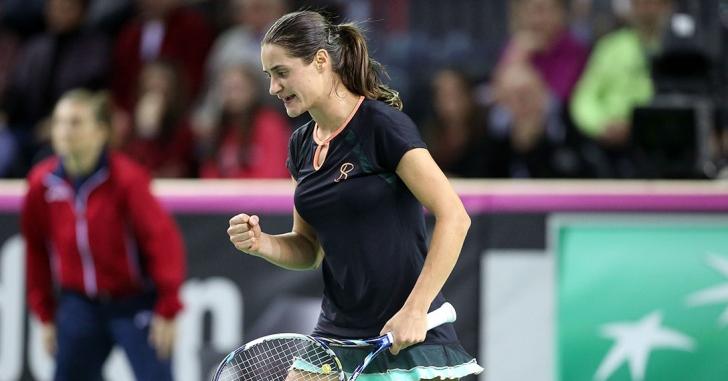 WTA St. Petersburg: Niculescu nu face concesii