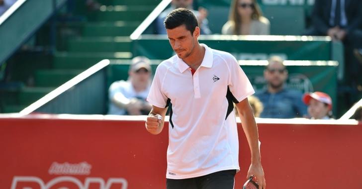 ATP Santo Domingo: Hănescu avansează la dublu