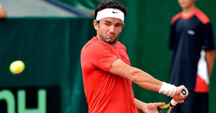 ATP Rotterdam: Mergea pierde la mustață
