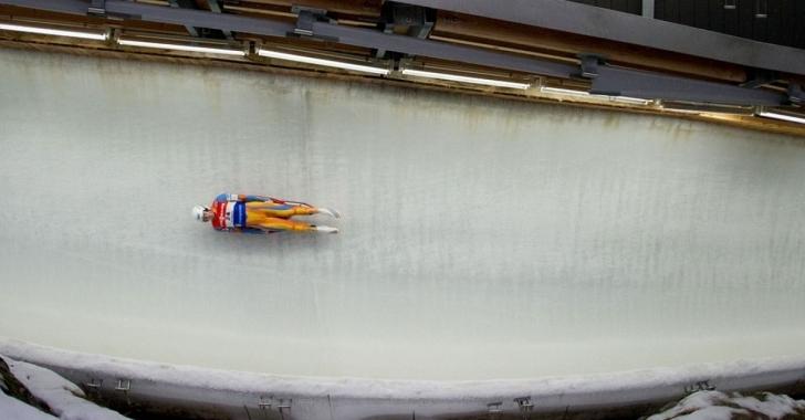 Sanie: Theodor Turea, abandon la Lillehammer