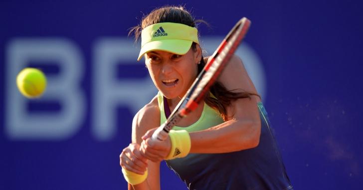 WTA Rio: O victorie, o înfrângere și un meci întrerupt în prima zi