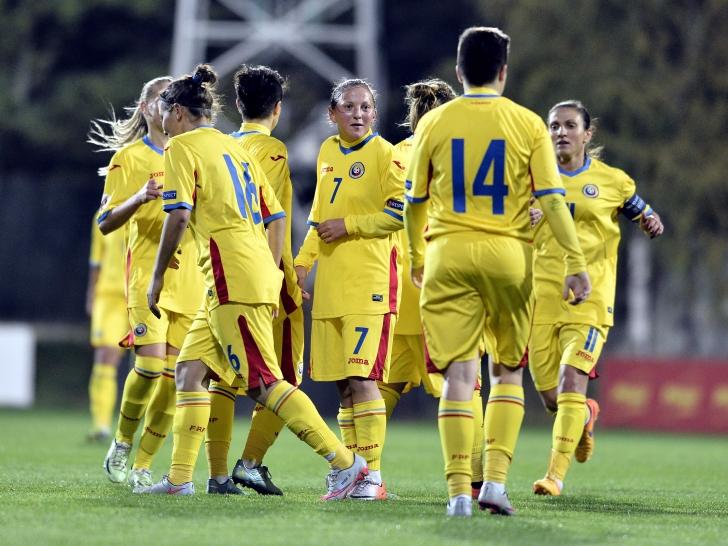 Două victorii pentru echipele naționale feminine