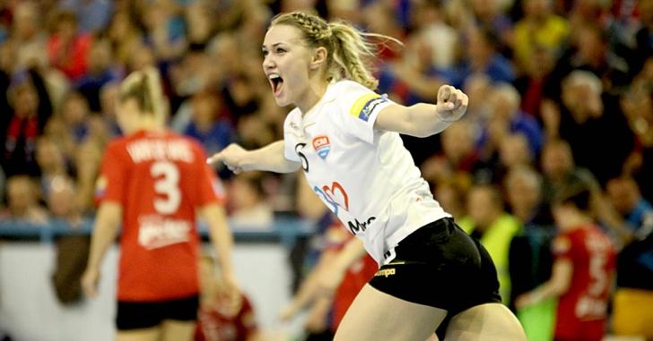 HCM Baia Mare, în sferturile Ligii Campionilor