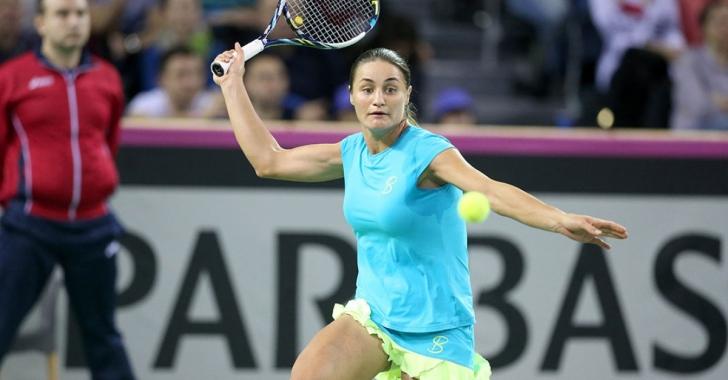 WTA Doha: Niculescu, o nouă victorie importantă