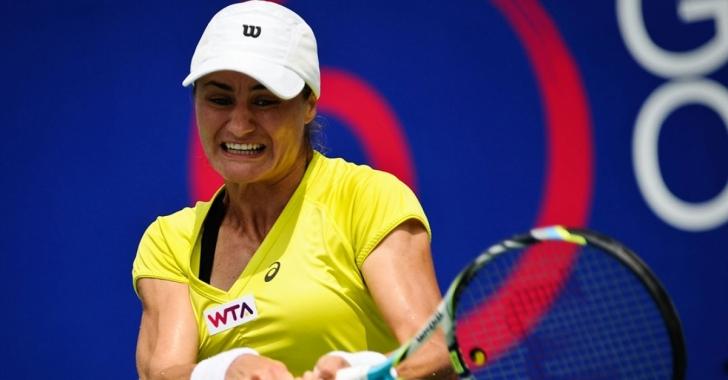 WTA Doha: Monica iese și la dublu