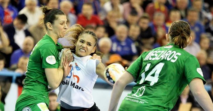 Liga Campionilor: HCM Baia Mare, învinsă la Budapesta