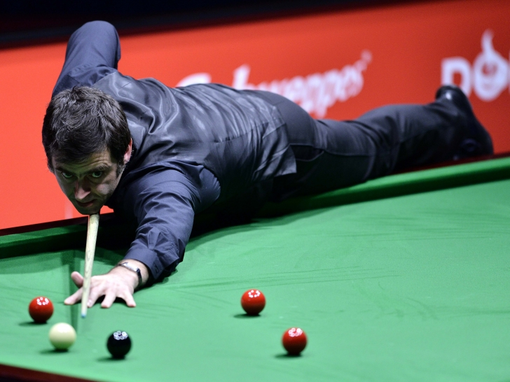 Snooker Titans Trophy, patrulater cu legende ale snooker-ului mondial